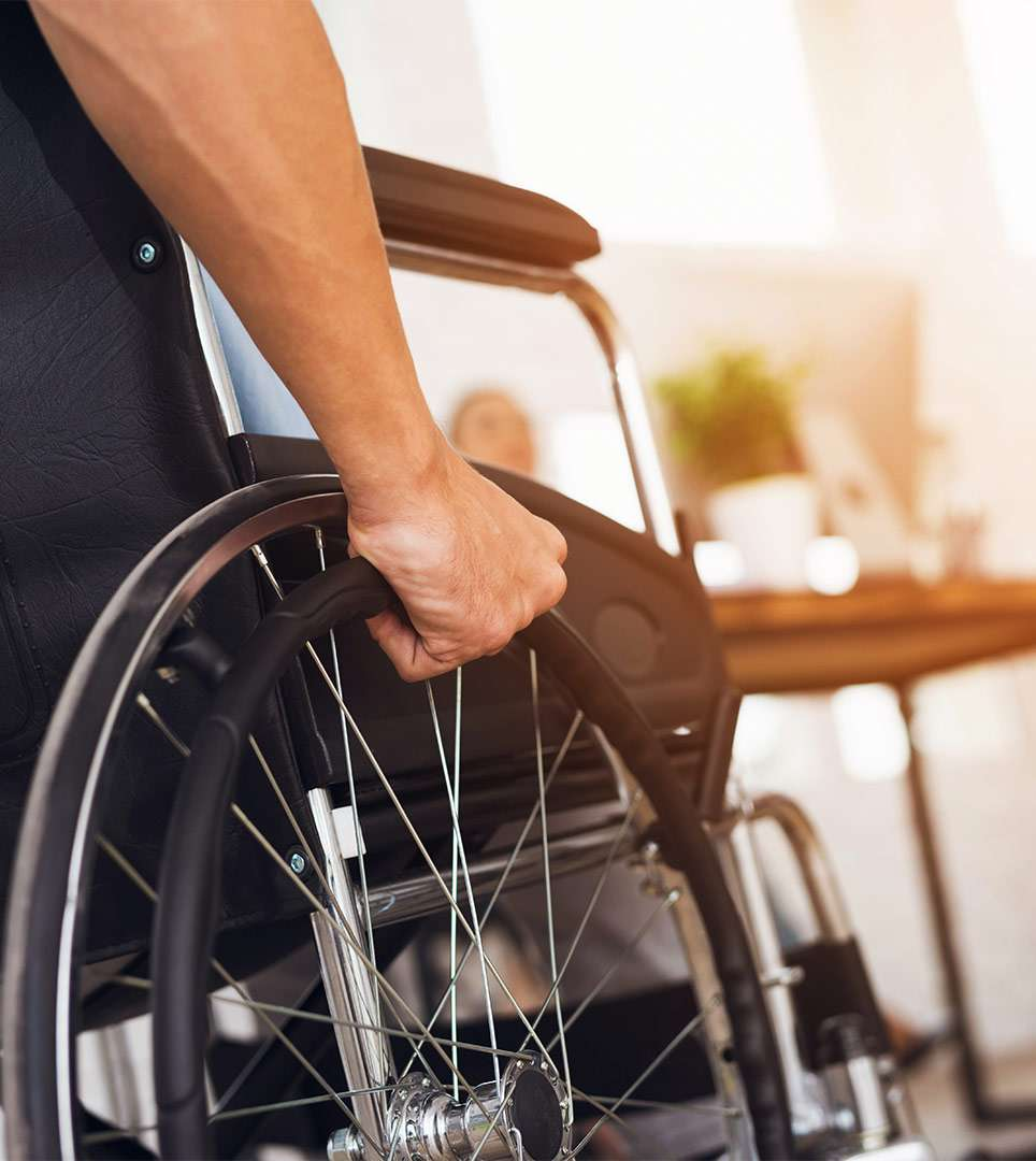 THE GREENS HOTEL CARES ABOUT ACCESSIBILITY